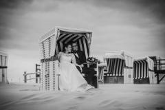 Hochzeitsfotograf Alexander Riss - Lucia und Patrick Afterwedding Skt Peter Ording-7